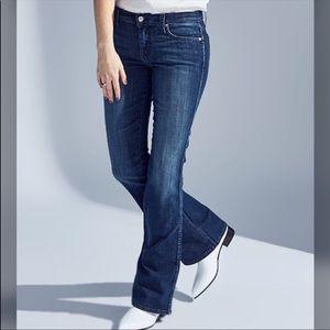 7FAMK • A Pocket Flare Jeans
